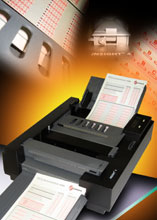 Kendata Scanning Bureau Scanner combines OMR technology with